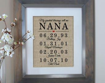 Gifts for Mom + Grandma