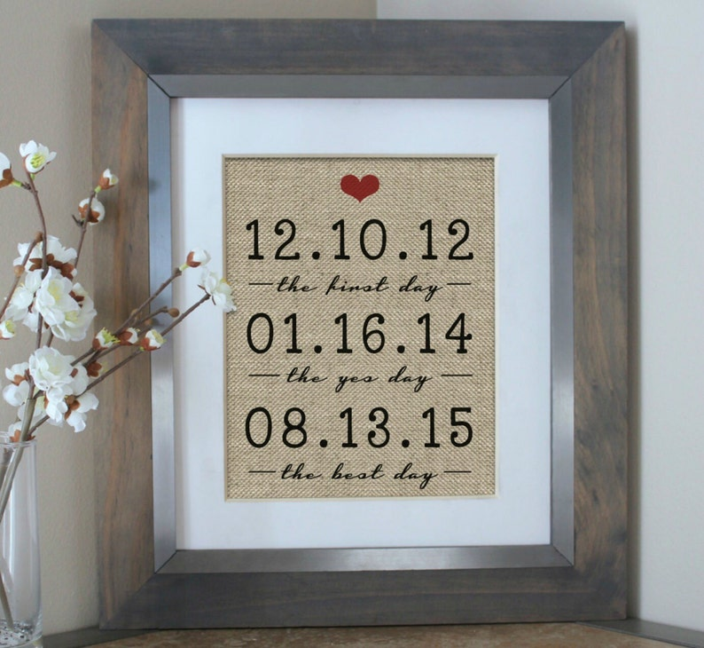 Wedding Gift for Bride Husband Gift Anniversary Gifts for Men image 0