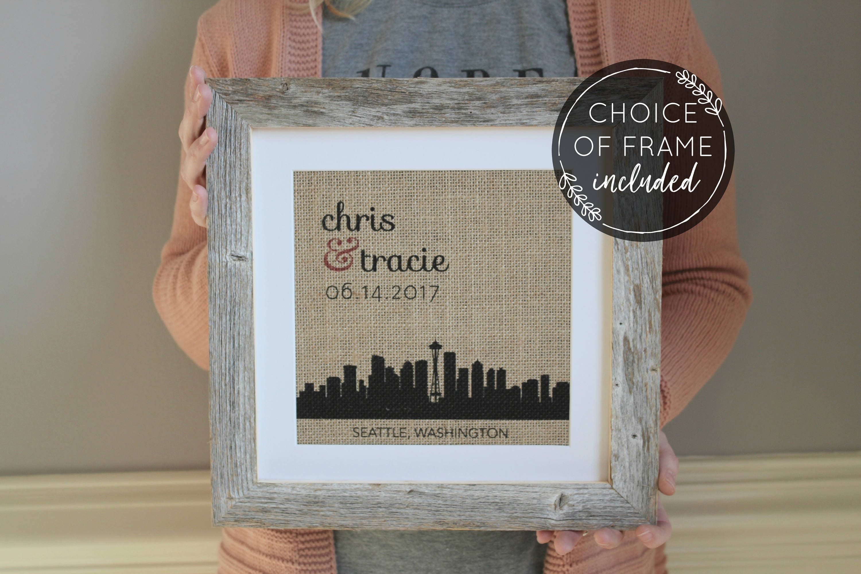 Wedding Gift To Husband: Personalized Wedding Gift Wedding Gifts For Couple Husband