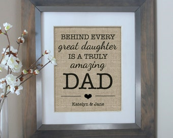 Gifts for Dad, Personalized Gift for Dad, Fathers Day Gifts for Dad from Daughter, Fathers Day Gift for Dad, Gifts for Men, Unique Gifts