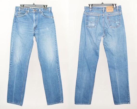 Size 33 Levis 505, Size 33 Levis, Vintage Levis, W