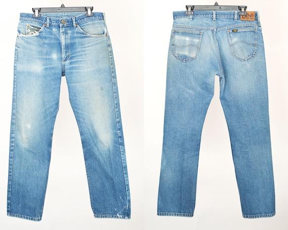 Size 35 Vintage Lee Jeans, Lee Jeans, Vintage Jean