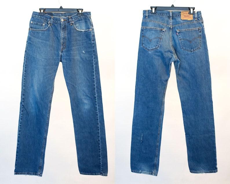 rencontres Levis onglet orange jeans