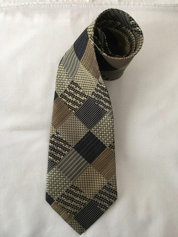 Vintage Austin Reed Pure Silk Tiemenswearclassic Etsy