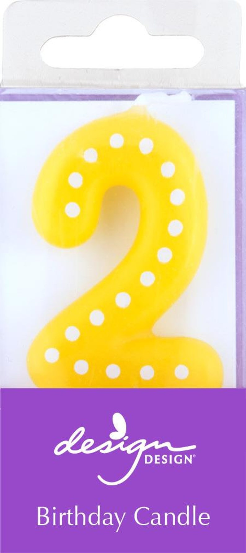 Girl Candles Polka  Dot Number Birthday Candles Orange One Yellow Red Boy Birthday Number Candles Birthday Candle Blue Green