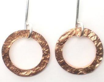 Sterling silver earrings , FREE SHIPPING