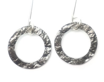 Sterling silver earrings, FREE SHIPPING