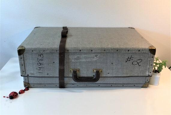 RARE Princess-House Salesmen Chest Suitcase~ Vinta