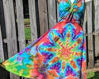 e63de747cdd6 Tie dye dress