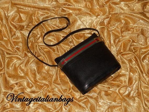 c594b6a80fb16 Genuine vintage Gucci bag - genuine leather