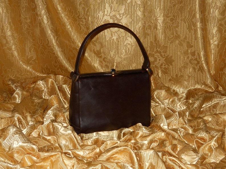 61a88ea58c826 Genuine vintage Gucci bag / genuine leather