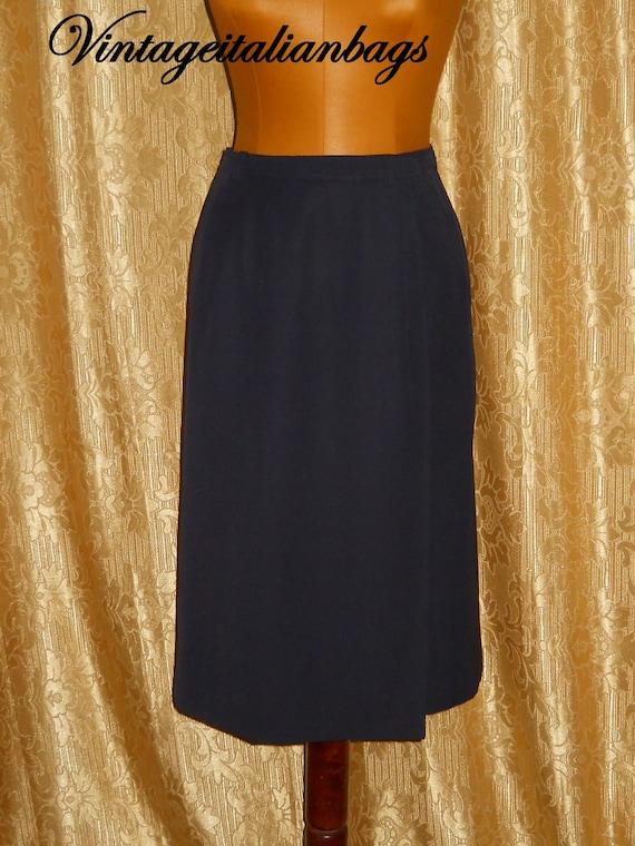 Genuine vintage Saint Laurent rive gauche skirt