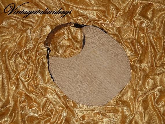 Genuine vintage Yves Saint Laurent rive gauche bag