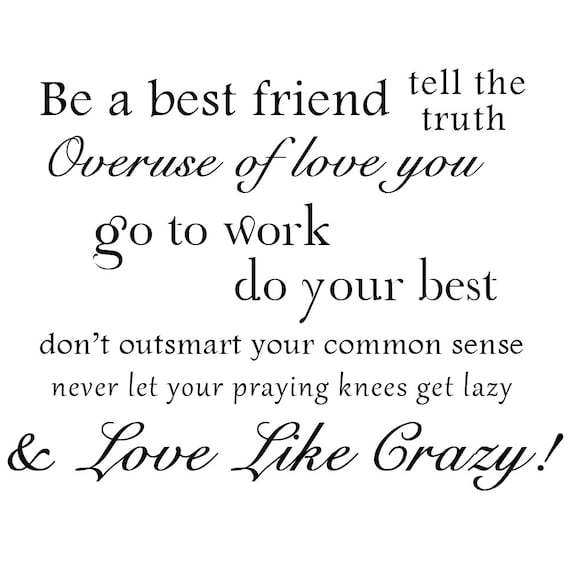 be a best friend tell the truth quote