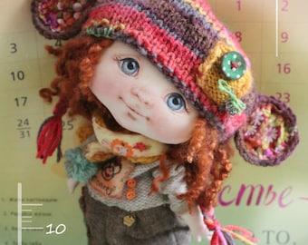 pattern doll, JPG pattern