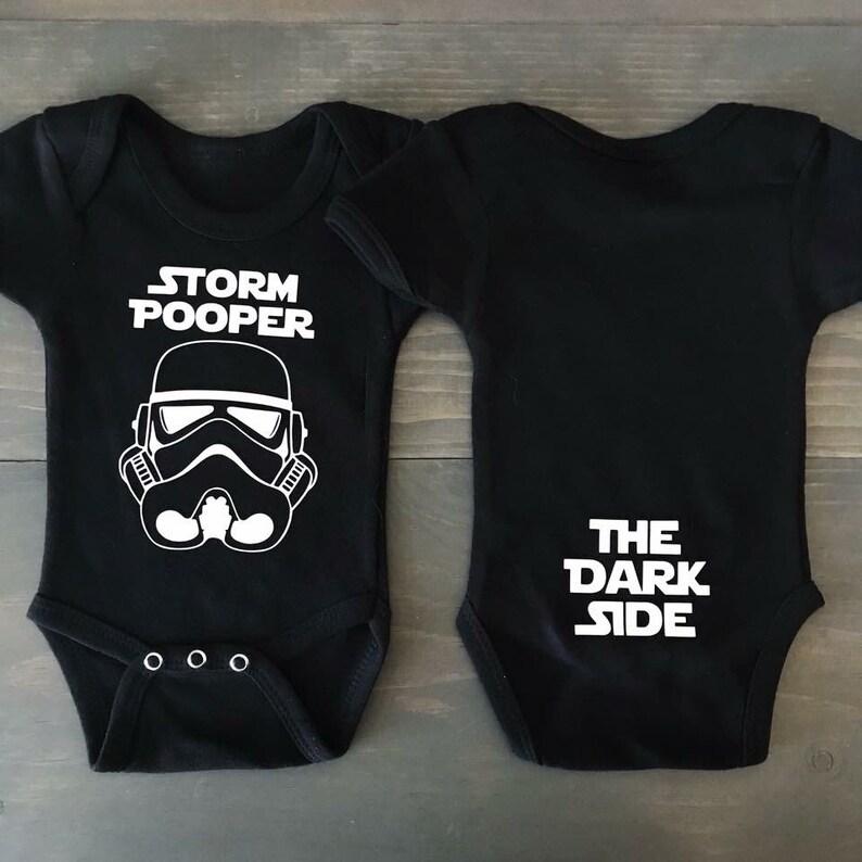 e2ef602b5095 Storm Trooper Onesie Storm Pooper Onesie® Star Wars Baby