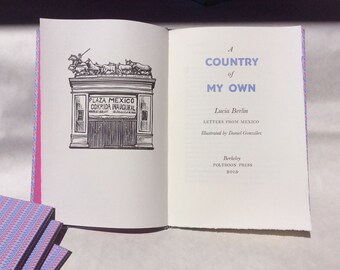Lucia Berlin: A Country of my Own