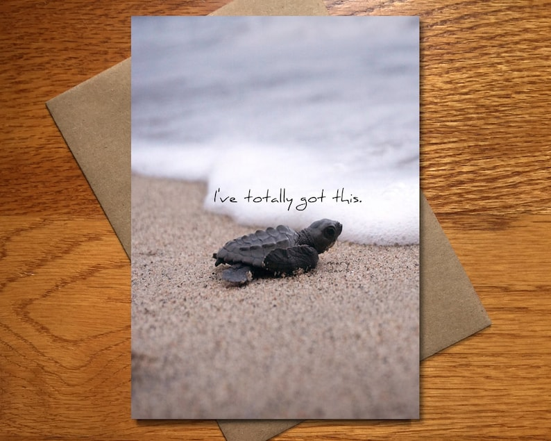 Every Day Spirit / I've Totally Got This Card / Friend image 0