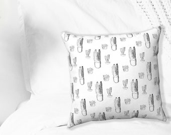 Printful Square Pillow Cover Only - Sizes Start 14x14 - 20x20