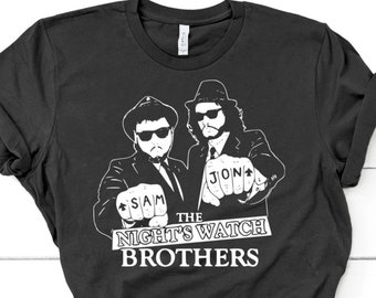 f23e772b2c The Nights Watch Brothers | Game Of Thrones | Sam & Jon | Jon Snow | GoT |  GOT | Nights Watch | HBO | Crows