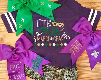 Little Miss Mardi Gras Jersey