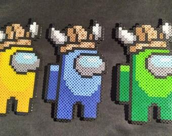 Viking Pixel Art Etsy
