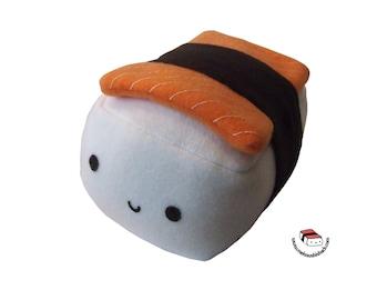 "Sushi Shack Sushi Plush! 10"" SALMON"