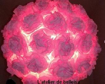 Flower light pink 25 cm