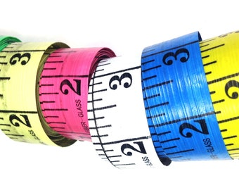 Tape Measure, you pick color, Tape Measures Jewelry Tools 60Inch/150cm pick 1 blue sold out