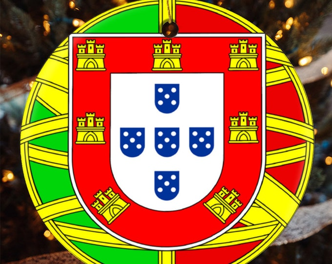 Portugal-Azores Christmas Ornaments