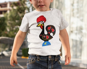 Barcelos Rooster Toddler (Toddlers)