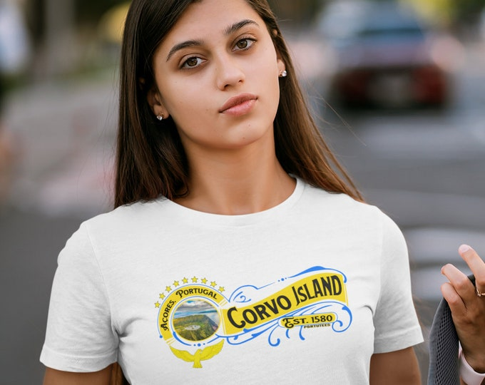Corvo Island (Unisex)
