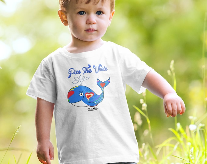 Pico the Whale Toddler (Toddlers)
