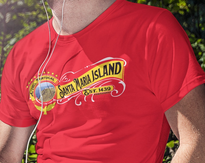 Santa Maria Island (Unisex)