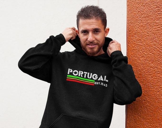 Portugal Est.1143 Hoodie (Unisex)