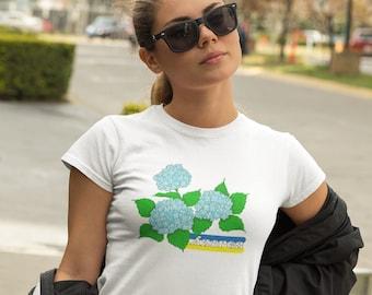 Hydrangeas Azores (Womens)