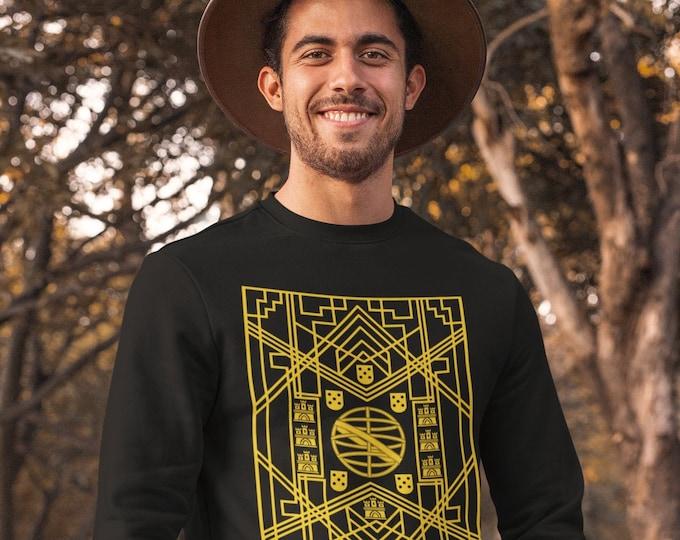 Art Deco Portugal Sweatshirt (Unisex)