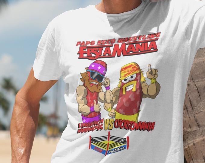 FESTAMANIA - Linguica VS Chorizo (Mens)