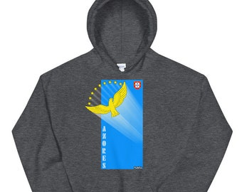 Azores Flying Eagle Hoodie