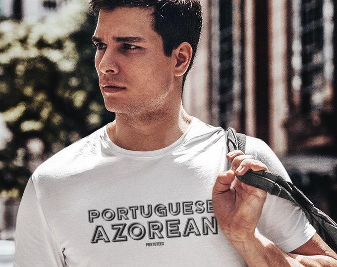 Portuguese Azorean B&W (Unisex)