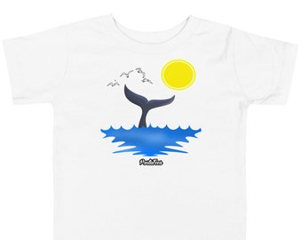 Whale Tail Toddler