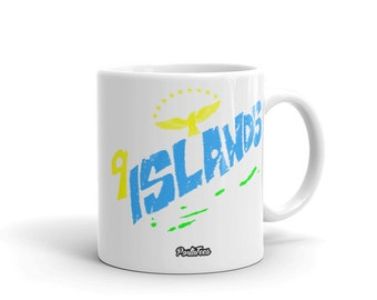 9 Islands Mug