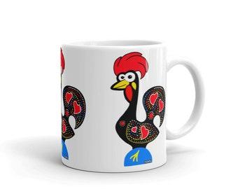 Barcelos Rooster Mug