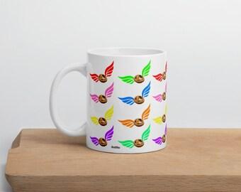 Flying Natas Mug