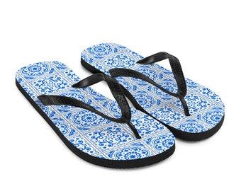 Azulejo Flip-Flops