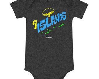 9 Islands Onesie