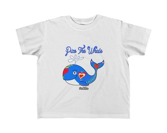 Pico the Whale Toddler