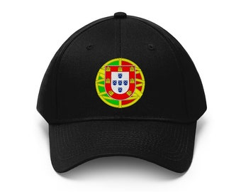Portugal Twill Hat