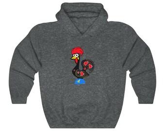 Barcelos Rooster Hoodie (Unisex)