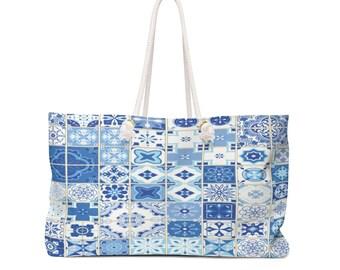 Azulejo Weekender Bag